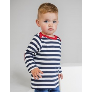 Baby Stripy Long Sleeve T