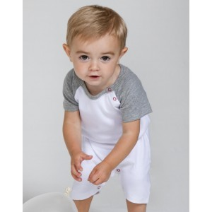 Baby Baseball Playsuit