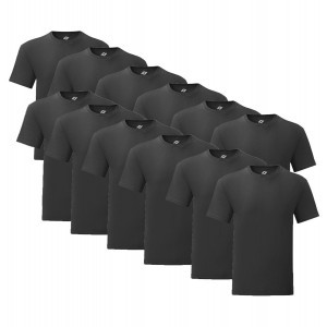 SENVI 12-PACK T-SHIRTS GETAILLEERD