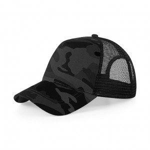 SENVI URBAN TRUCKER CAMO CAP-PET