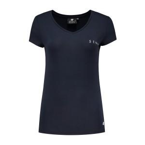 SENVI Dames T-shirt blauw