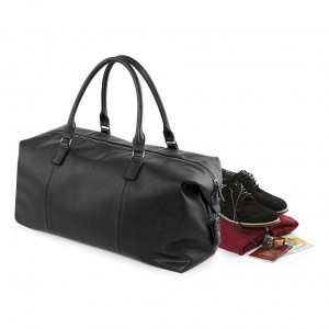 SENVI WEEKENDER BAG LEATHERLOOK