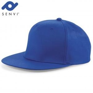 Senvi Snapback Rapper Cap Royal (One size fits all)